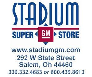 Stadium Chevrolet Buick Gmc Cadillac Salem Oh Read
