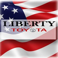 Liberty Toyota logo