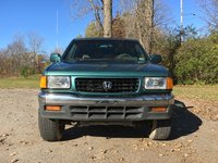 Picture of 1994 Honda Passport 4 Dr LX 4WD SUV, exterior