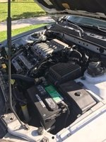 Picture of 2000 Hyundai Sonata Base, engine