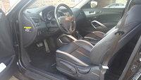 Picture of 2015 Hyundai Veloster Turbo Coupe, interior