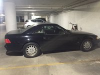 Picture of 1996 Mercedes-Benz SL-Class SL 600, exterior, gallery_worthy