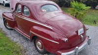 1947 Ford Coupe Overview