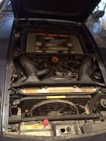Picture of 1985 Porsche 928 S Hatchback, engine