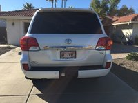 Picture of 2015 Toyota Land Cruiser AWD, exterior