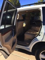 Picture of 2015 Toyota Land Cruiser AWD, interior