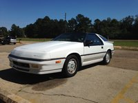 Picture of 1988 Dodge Daytona 2 Dr Shelby Turbo Z Hatchback, exterior, gallery_worthy