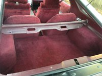 Picture of 1988 Dodge Daytona 2 Dr Shelby Turbo Z Hatchback, interior, gallery_worthy