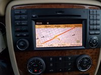 Picture of 2009 Mercedes-Benz R-Class R 320 BlueTec 4MATIC, interior, gallery_worthy