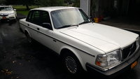 Picture of 1991 Volvo 240 Sedan, exterior