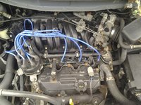 Picture of 2000 Nissan Quest GLE, engine