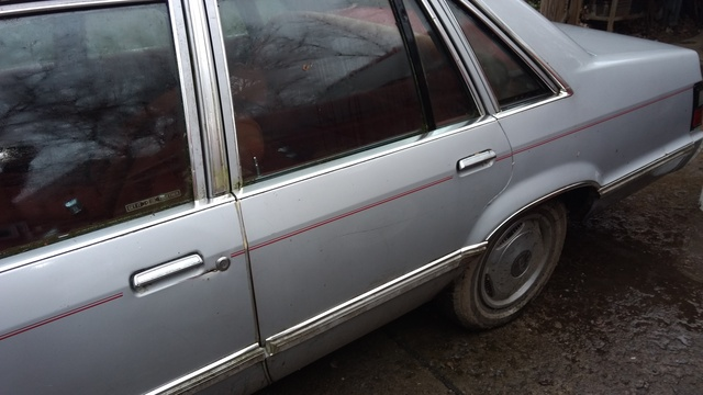 Picture of 1982 Mercury Marquis, exterior