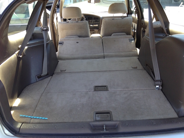 Picture of 1996 Toyota Camry LE Wagon, interior, gallery_worthy