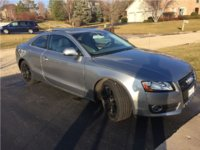 Picture of 2009 Audi A5 quattro Coupe AWD, gallery_worthy