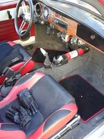 Picture of 1974 Volkswagen Karmann Ghia Coupe, interior