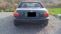 Picture of 1997 Honda Civic del Sol 2 Dr Si Coupe, exterior