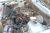 Picture of 1985 Volvo 240 DL, engine