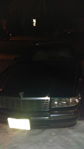 Picture of 1994 Cadillac Eldorado Base Coupe
