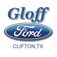 Gloff Ford logo