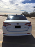 Picture of 2013 Kia Optima Hybrid EX, exterior