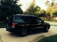 Picture of 2014 Nissan Armada Platinum, exterior