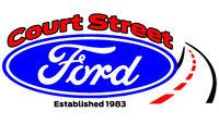 Court Street Ford logo