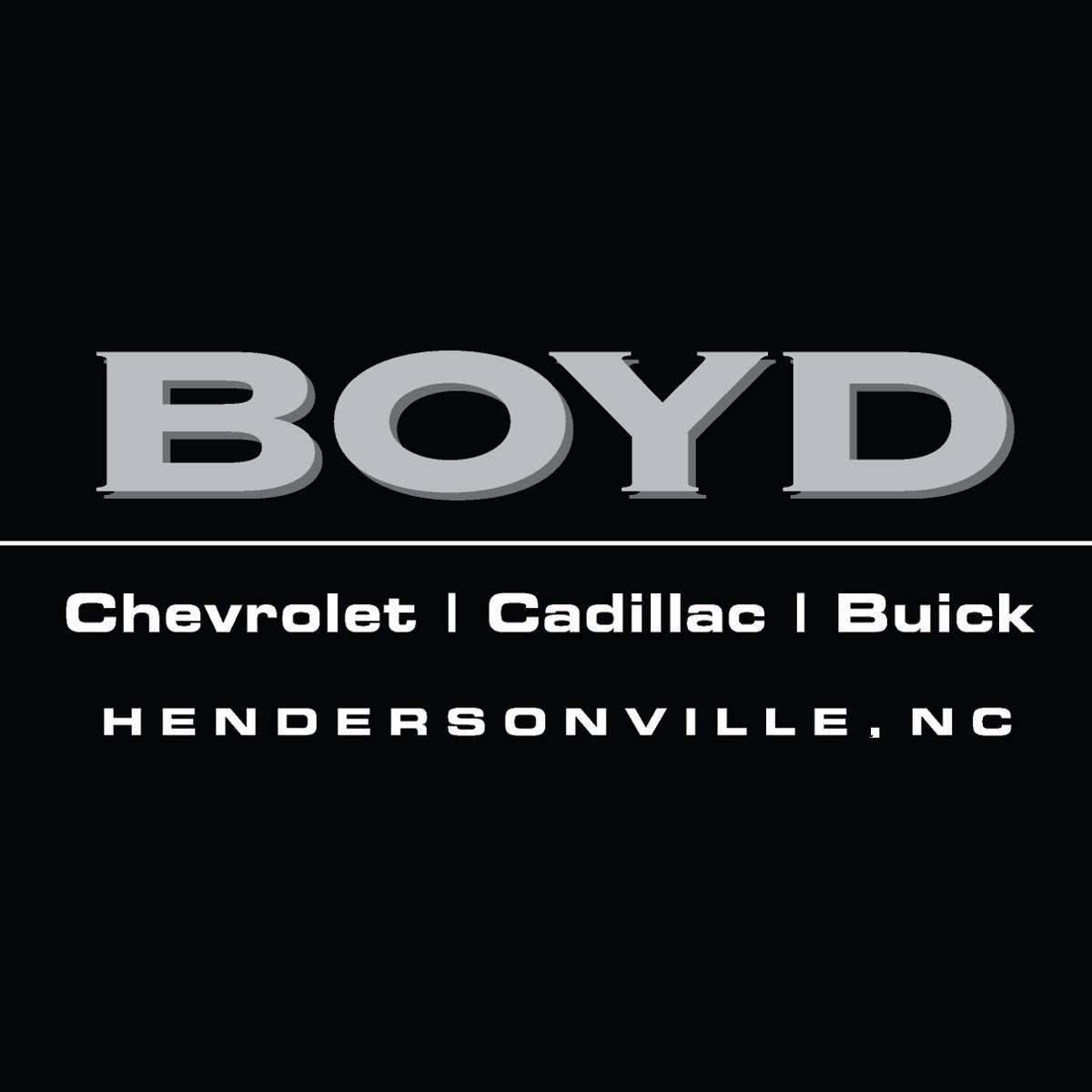 Boyd Chevrolet Cadillac Buick Hendersonville Nc Read