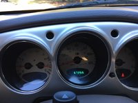 Picture of 2003 Chrysler PT Cruiser Limited, interior