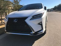 2017 Lexus RX 350 Picture Gallery