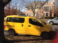 Picture of 2014 Nissan NV200 Taxi, exterior