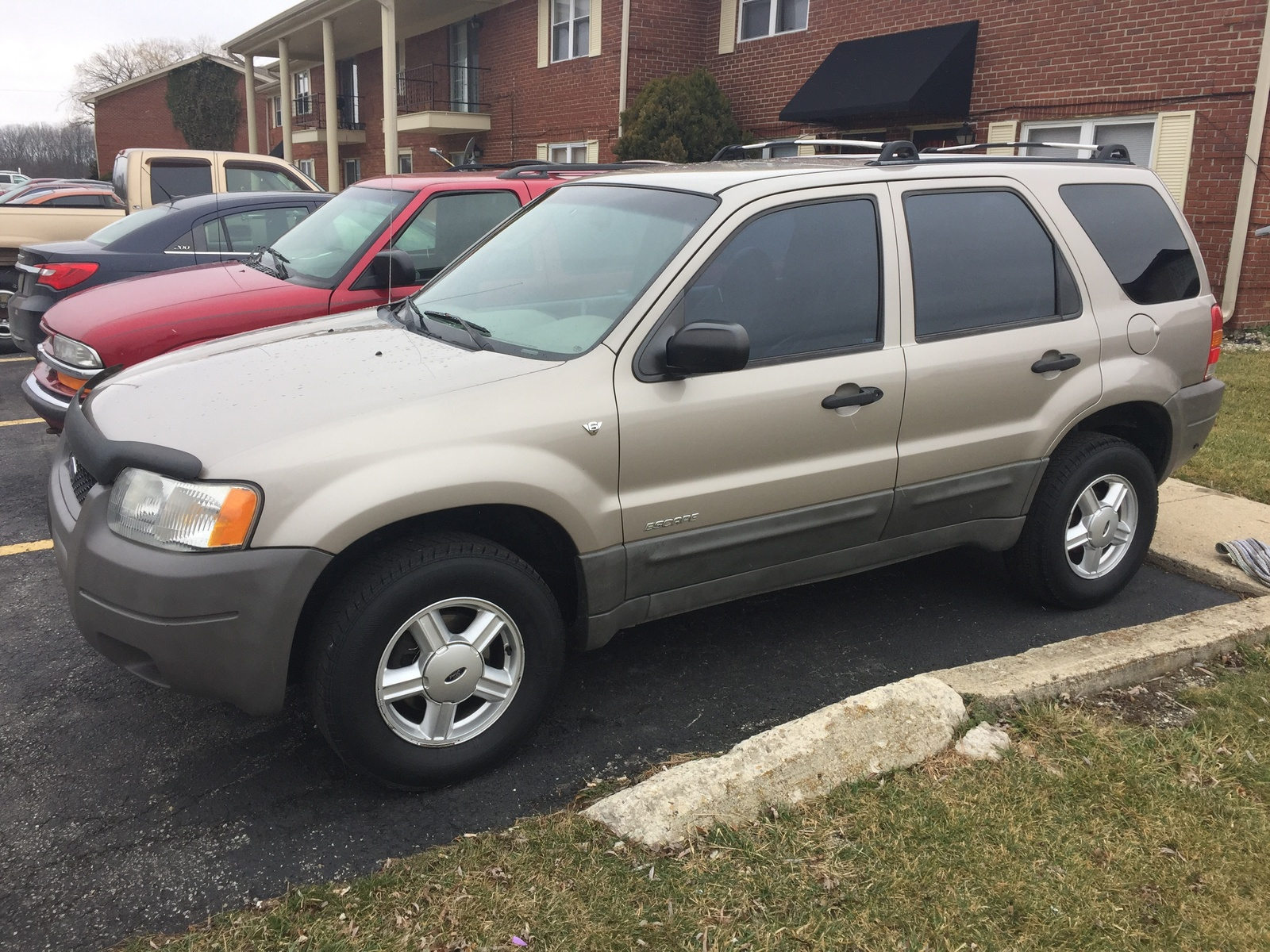 Ford Escape Questions 2001 Ford Escape 4x4 Cargurus