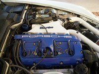 Picture of 1995 Porsche 968 2 Dr STD Coupe, engine