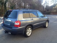 Picture of 2006 Toyota Highlander Hybrid Base, exterior, gallery_worthy