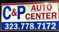 C&P Auto Center logo