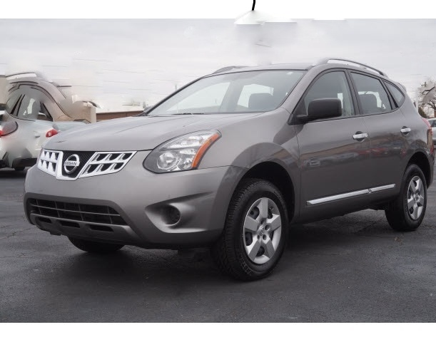 Picture of 2015 Nissan Rogue Select S AWD, exterior