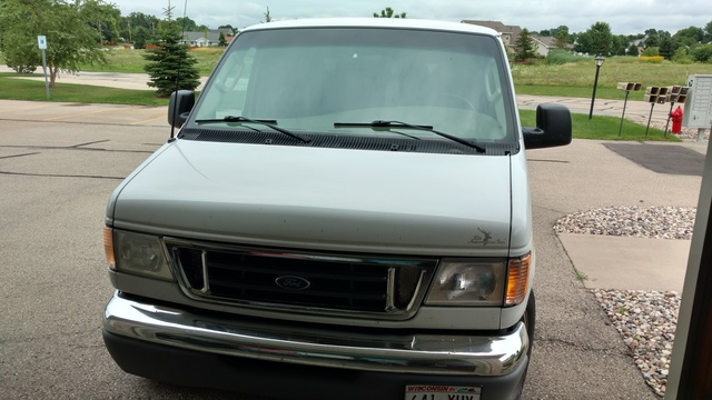 Picture of 2003 Ford E-Series Cargo E-150