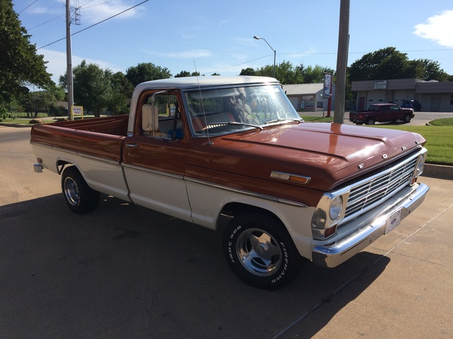 Picture of 1969 Ford F-100