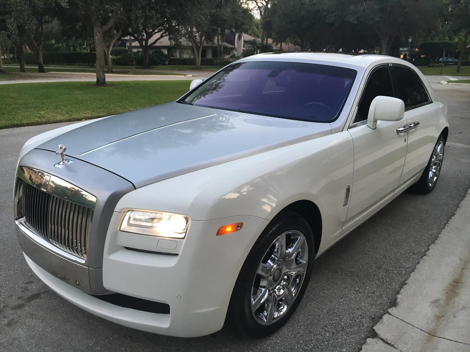 2011 Rolls-Royce Ghost - Overview - CarGurus