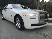 2011 Rolls-Royce Ghost Overview