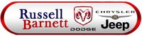 Russell Barnett Chrysler Dodge Jeep Incorporated logo