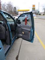 Picture of 1996 Dodge Grand Caravan 3 Dr ES Passenger Van Extended, interior