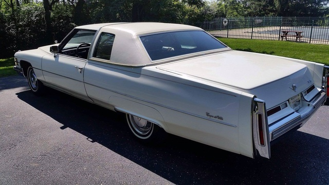 Picture of 1974 Cadillac DeVille