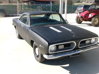 1968 Plymouth Barracuda Overview