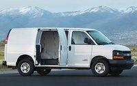 Picture of 2006 Chevrolet Express Cargo 3500 3dr Van, interior
