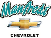 Manfredi Chevrolet logo