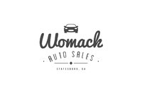 Womack Auto Sales logo
