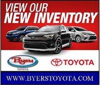 Byers Delaware Toyota logo