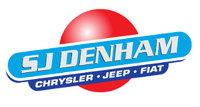 SJ Denham Chrysler Jeep FIAT logo