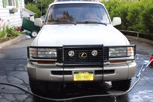 Picture of 1996 Lexus LX 450 Base