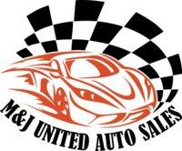 M & J United Auto Sales logo